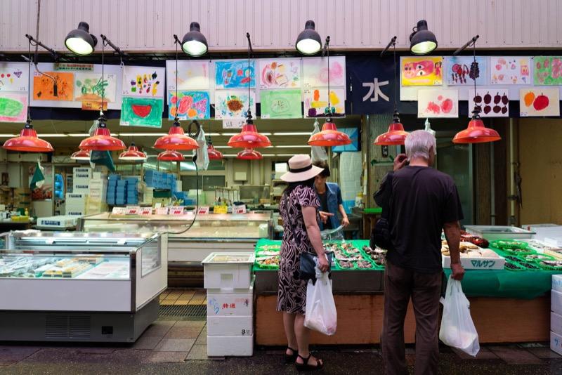 近江町市場絵画コンクール